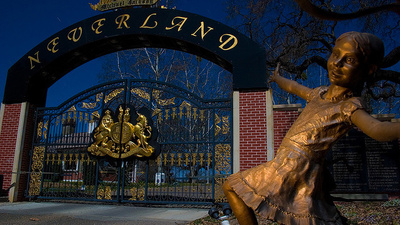 Urban-Exploring Michael Jackson's Neverland Ranch