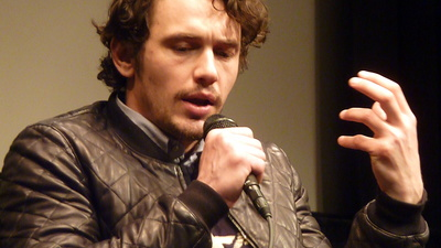 Listen to James Franco Read Our 2014 Fiction Issue