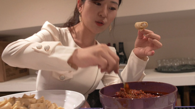 A North Korean Feast in Manhattan with Recent Defector Joo Yang