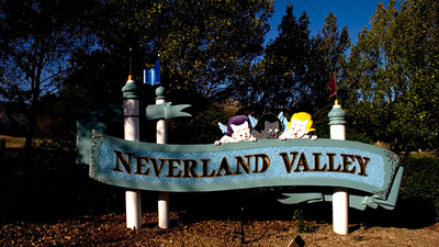 More Photos of Michael Jackson's Neverland Ranch