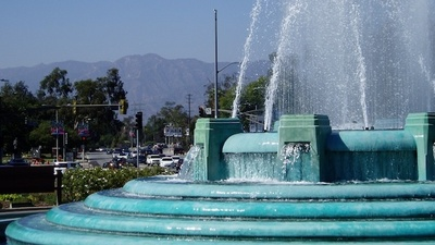 Why the Fuck Is This LA Fountain Still Gushing During the Drought?