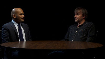 Talking about 'Boyhood' with Richard Linklater