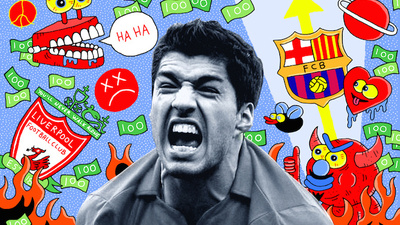 Luis Suarez Was Always Going to Leave Us
