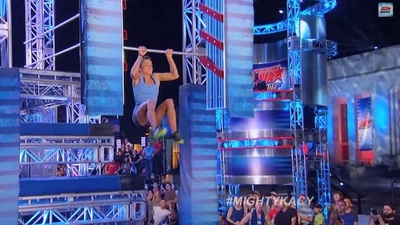 All Hail Kacy Catanzaro, the Greatest Athlete in Televised Obstacle Course History