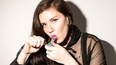 We Watched New York's Sexiest Drug Princess Smoke Weird Shit