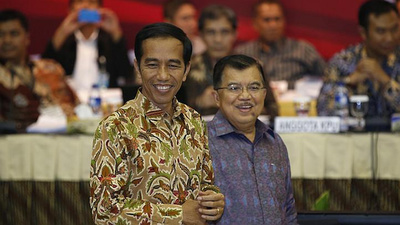 Joko Widodo is Indonesia's Reformist President-Elect