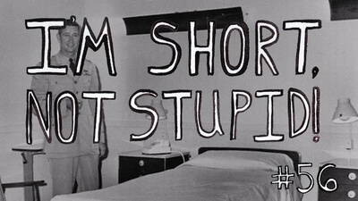 I'm Short, Not Stupid Presents: 'The Silly Bastard Next to the Bed'