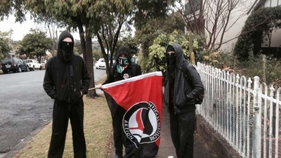 A Day of Anti-Racist Anarchy with Antifa