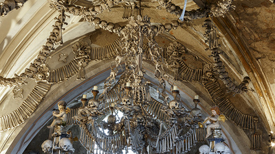 Looking at the Ancient Catholic Practice of Turning Human Bones into Art and Furniture