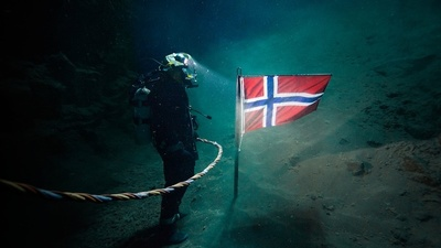 Norway's North Sea Divers Lost Their Minds Over Oil