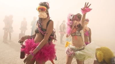 Here's Why Republicans Should Not Be Getting into Burning Man