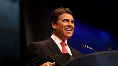 Texas Governor Rick Perry's Attorney Once Tried to Turn Him In to the FBI