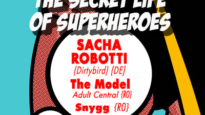 Câștigă una dintre cele două invitații la The Secret Life of SuperHeroes Pool Party