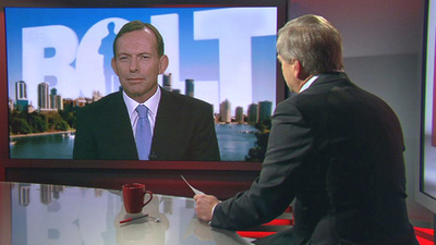 How Abbott Failing To Repeal 18C Affects You (Presuming You're Andrew Bolt)