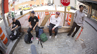 Seventeen Things You Didn't Know About the Static Skate Videos