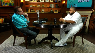 Larry King and DJ Khaled Discussed the Israel-Palestine Conflict