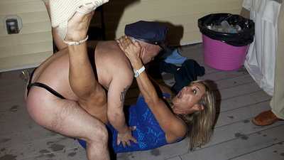 My Parents Had a Weird Stripper Party