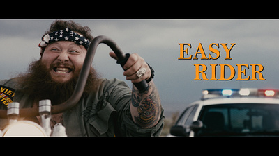 Here's the Trailer for Action Bronson's 'Easy Rider'