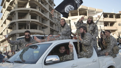 How the Islamic State Became the Juggernaut It Is Today
