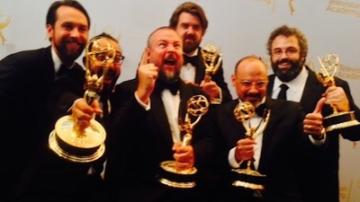 We Won an Emmy Award!