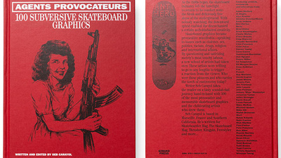 Skateboarding's Most Provocative Graphics