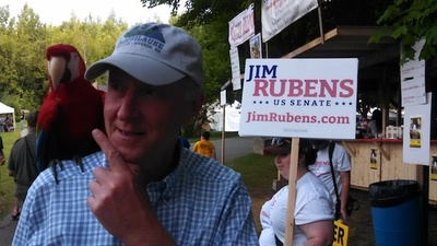 Jim Rubens and the Lonely Republican Crusade to Get Money Out of Politics