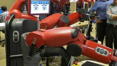 ​The Future of Robot Labor Is the Future of Capitalism