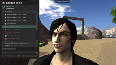 O Second Life Sacana