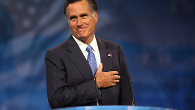 Why Should We Care What Mitt Romney Has to Say About Foreign Policy?