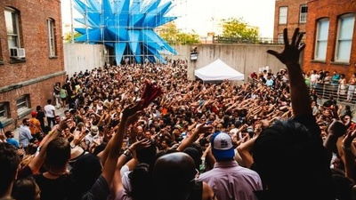 The Untold Story of How PS1's Warm Up Became New York's Greatest Summer Party