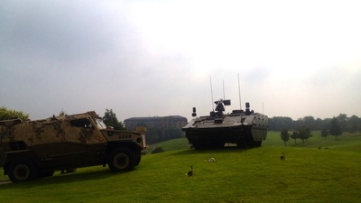 We Watched NATO Try to Solve the Problems with Russia and IS on a Welsh Golf Course