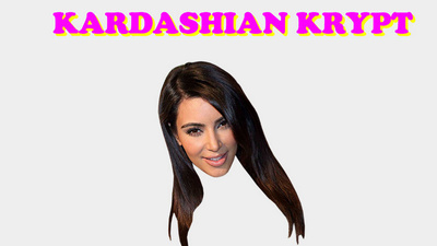 You Can Finally Send Secret Messages Inside Pictures of Kim Kardashian