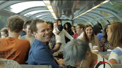 Rich Millenials on Trains Won't Save America