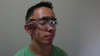 This Greek Teen Invented a Pair of Smartglasses for the Blind