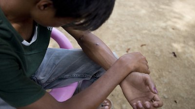 Burma's Heroin Addicts Are Plagued by Cheap Drugs and Conspiracy Theories