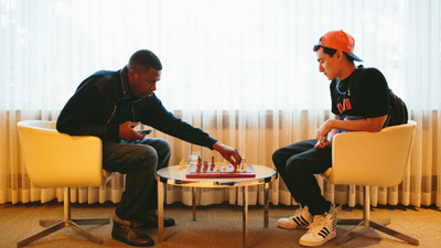 I Played Chess with GZA of the Wu-Tang Clan