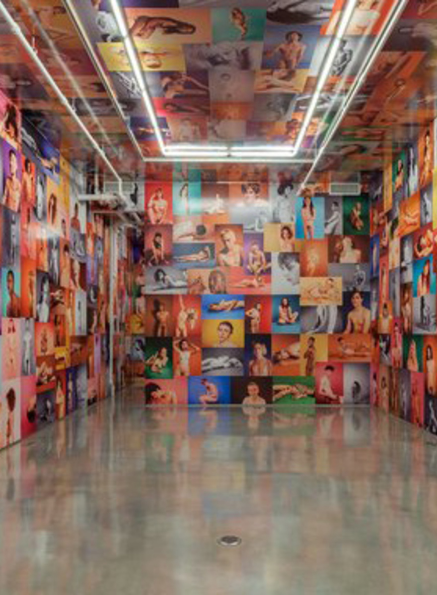 Ryan McGinley's 'Yearbook' Show Shut Down an Entire City Block