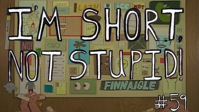 I'm Short, Not Stupid Presents: 'The Collagist'