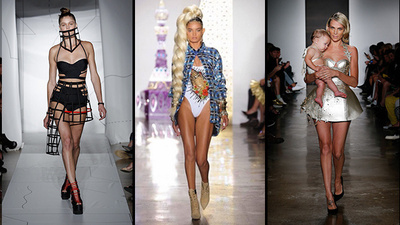 NYFW Reviews Wrap-Up: More Like Spring/Bummer 2015