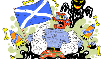 We Asked a Military Expert How to Conquer an Independent Scotland