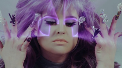 Watch Kelly Osbourne Reimagine 'Jem and the Holograms' in Double Duchess's New Video
