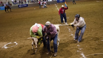The Brokeback Cowboys of Ohio's Gay Rodeo
