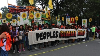 Will the Climate Change March Make a Difference?