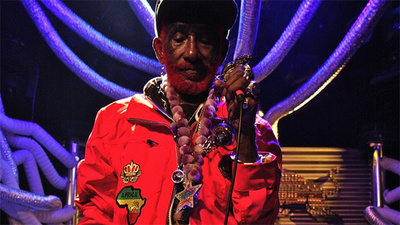 Lee 'Scratch' Perry Is Still the Godfather of Dub