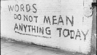 London's Original Graffiti Artists Were Poets and Political Revolutionaries