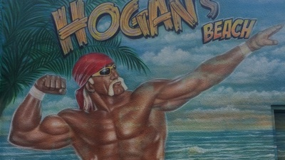 Visiting Hulk Hogan's Family Restaurant and Nightclub in Florida
