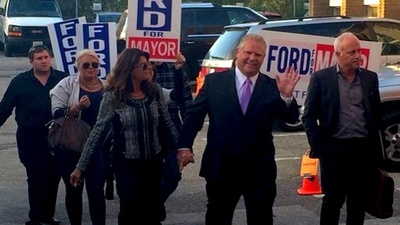 Doug Ford's First Mayoral Debate Had it All: Racism, Homophobia, and Police Intervention