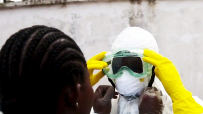 The fight against Ebola (Trailer)