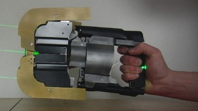 Building Homemade Laser Guns and Flamethrowers for Fun and Profit