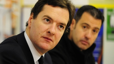 Irvine Welsh Isn't Happy with George Osborne Ripping Off 'Trainspotting'